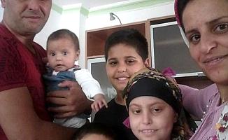 Ankara'da Beyin tümörlü 4 kardeşten 2'si öldü