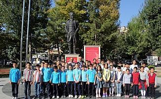 Beypazarı'nda İlköğretim Haftası