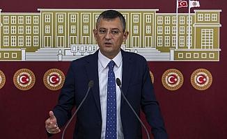 CHP Grup Başkanvekili Özel: Önemli bir yasama yılı olacak