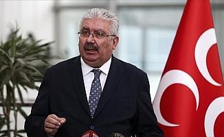 'CHP'nin kendi başına hareket etmeye niyetlenmesi sorumsuzluktur'