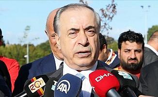 Galatasaray Kulübü Başkanı Mustafa Cengiz, PFDK'ye sevk edildi