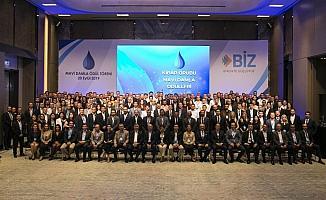 Kibar Holding'ten yenilikçi fikirlere Mavi Damla Ödülleri
