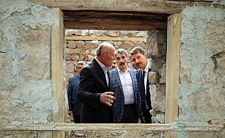 Muhsin Yazıcıoğlu'nun evini müzeye dönüştürme çalışmaları