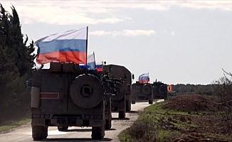 300 kadar Rus askeri polisi Suriye'ye ulaştı