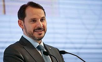 Hazine ve Maliye Bakanı Albayrak'tan ekonomiye ilişkin sunum