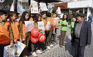 Kırşehir'de