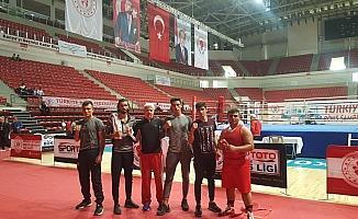 Kırşehirli boksörler Türkiye finallerinde