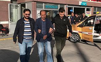 Konya'da terör operasyonu: 2 gözaltı