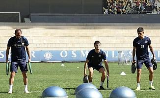 Osmanlıspor'da Hatayspor maçı hazırlıkları
