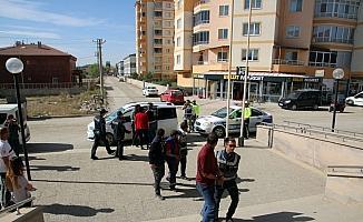 Sivas'ta oto hırsızlığı operasyonu