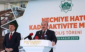 """TBMM Başkanı Mustafa Şentop: """"Artık cahillik kavramı mahiyet değiştirdi"""""""