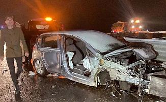 Niğde-Adana otoyolundaki zincirleme kazada ölenlerin sayısı 4'e yükseldi
