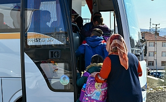 Ankara'da Okul Servisi Desteği
