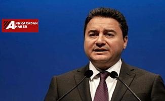 Babacan'ın partisinin kuruluş tarihi belli oldu