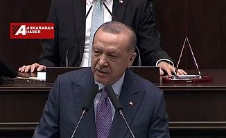 """""""FETÖ'yü terör örgütü ilan edip ona savaş açan şahsım ve AK Parti'dir"""""""