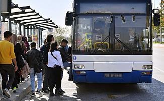 ODTÜ'LÜ Öğrencilere Ücretsiz Ulaşım
