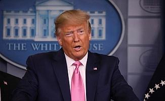 ABD Başkanı Trump: Veriler vaka sayısı bakımından zirve noktasını geçtiğimizi gösteriyor