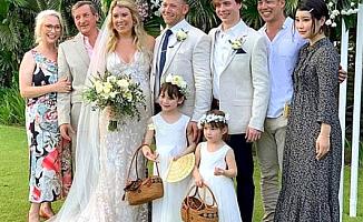 Gelin ve damadın lüks düğün istedi. 7 Kişi  Corona Virüs Yakalandı!