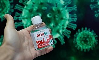 Yerli dezenfektan Borel tanıtıldı