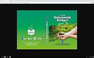 Ankara Büyükşehir Belediyesinden online bahçıvanlık rehberi