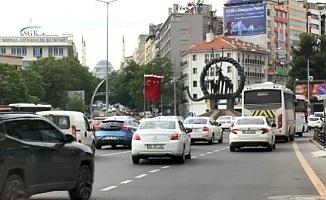 Ankara'da normalleşme trafiği