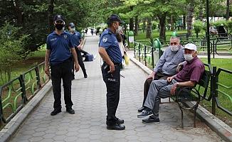 """""""Huzurlu Sokak Uygulaması""""nda 935 şahıs yakalandı"""
