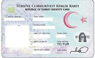 Yeni kimlik kartlarıyla para çekme dönemi başladı