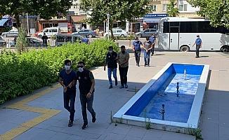 Kırşehir'de 11 FETÖ şüphelisi adliyeye sevk edildi