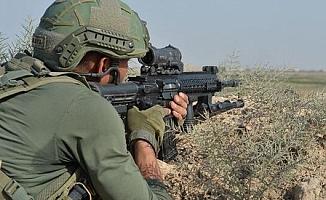 PKK'LI TERÖRİST ETKİSİZ HALE GETİRİLDİ