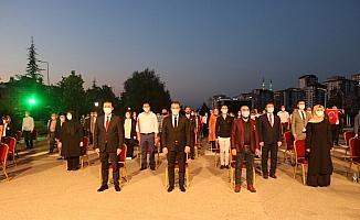 Pursaklar'da 15 Temmuz Demokrasi ve Milli Birlik Günü