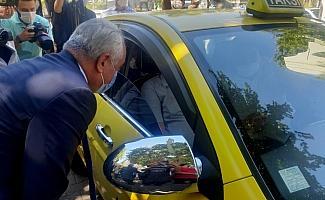 İçişleri Bakan Yardımcısı Ersoy, Konya'da Kovid-19 denetimlerine katıldı: