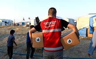 Altındağ'dan Polatlı'ya yardım eli