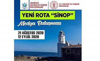 Anadolu Kültür ve Turizm Buluşmaları'  gazetecileri Sinop'ta buluşturdu