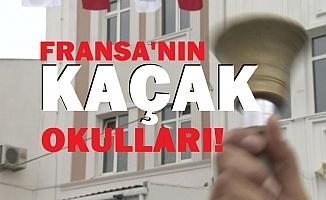 Ankara'da Fransanın kaçak okulu!
