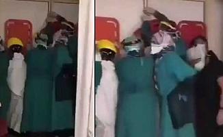 Ankara'da sağlık çalışanlarına yönelik saldırıda gözaltılar