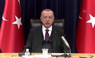 """Cumhurbaşkanı Erdoğan: """"Partimiz dinamik kalabilen bir partidir"""""""