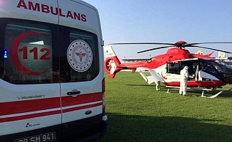 Didim'de Korona virüse yakalanan doktor Ankara'ya sevk edildi