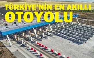 Türkiye'nin en akıllı yolu açılıyor