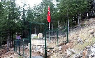 Ankara'da mezarlık suyu kazısında göçük: 1 ölü,1 yaralı