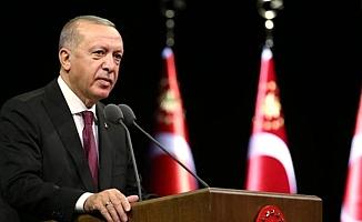 Cumhurbaşkanı Erdoğan'dan skandal karikatüre çok sert tepki
