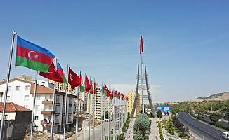 Mamak Belediyesi'nden Azerbaycan'a destek