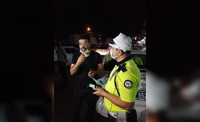 Alkollü sürücülere yönelik denetimde 1394 kişinin ehliyeti geçici olarak geri alındı