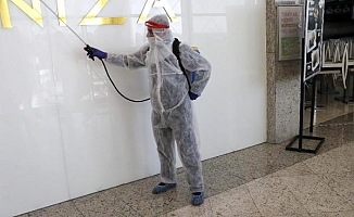 Ankara'da koronavirüs denetimleri