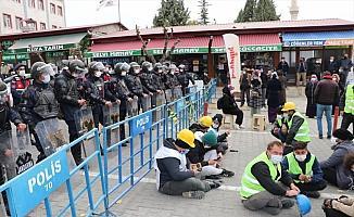 Ermenek Kaymakamlığından özel maden ocağında çalışan işçilerin eylemine ilişkin açıklama: