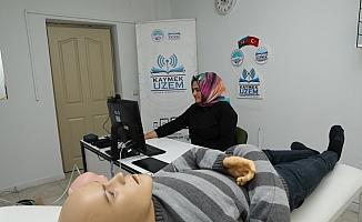 KAYMEK'ten ilk yardım ve depremden korunma yöntemleri kursu