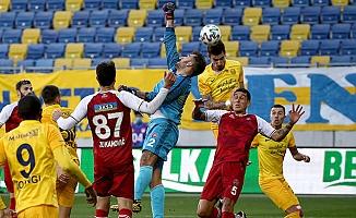 MKE Ankaragücü'nün Süper Lig'de yüzü gülmüyor