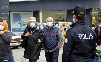 Samsun, Sinop, Tokat, Kastamonu ve Çankırı'da sigara denetimi