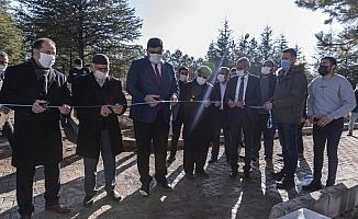 15 Temmuz şehidi Lokman Biçinci için yaptırılan çeşme açıldı