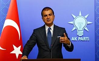 AK Parti Sözcüsü Çelik, MKYK ve MYK ortak toplantısına ilişkin açıklamalarda bulundu