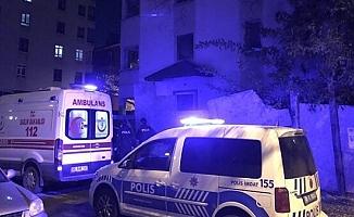 Başkentte başına taşla vurulan kişi öldü